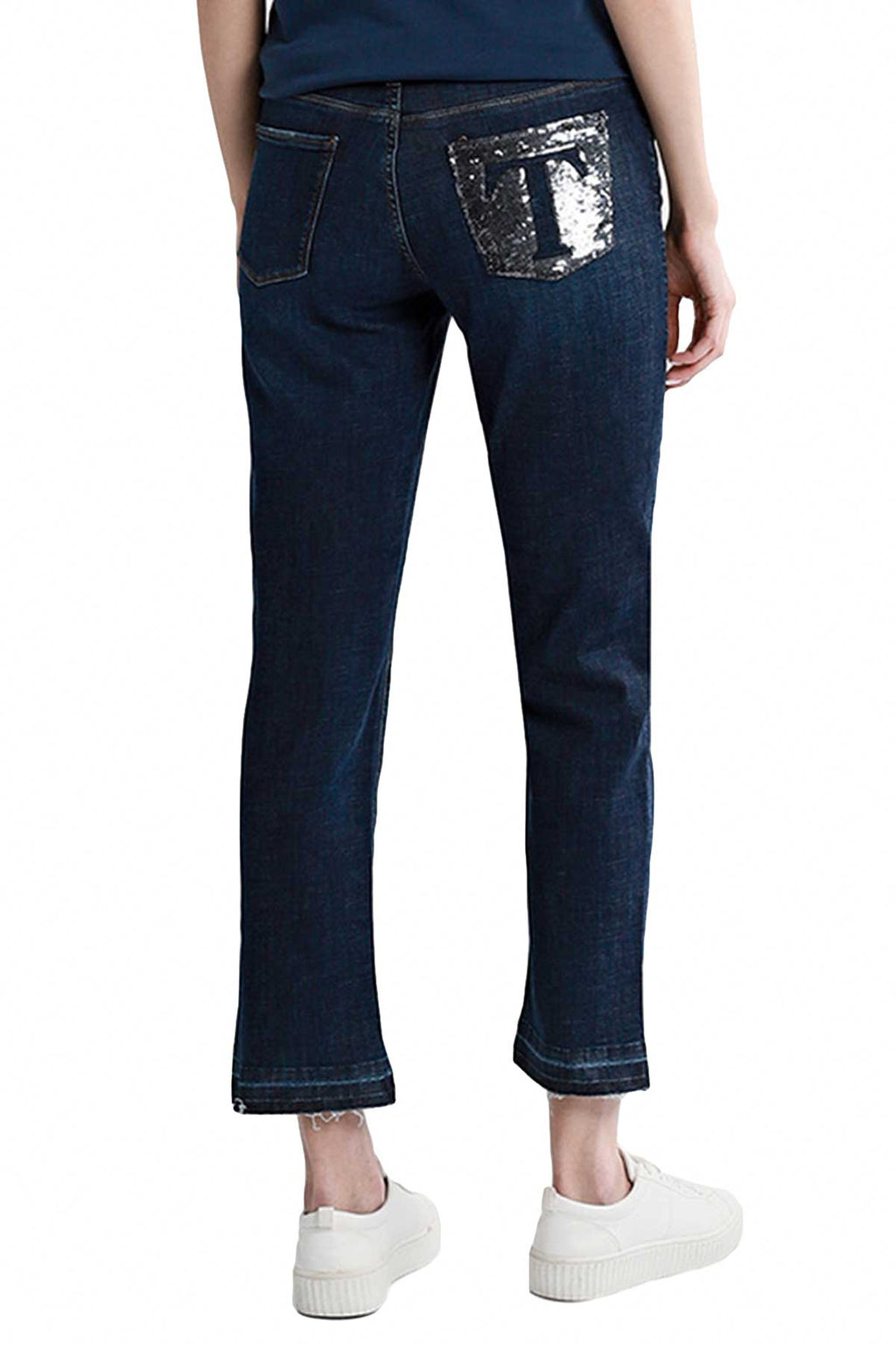 Trussardi Jeans Cropped Jeans-Libas Trendy Fashion Store