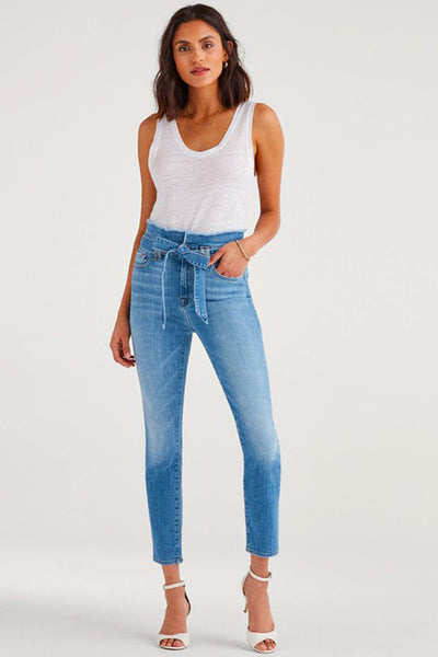 7 For All Mankind Slim Fit Jeans-Libas Trendy Fashion Store