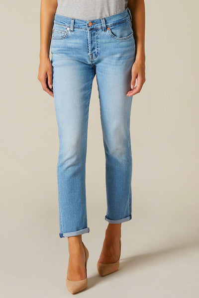 7 For All Mankind Asher Boyfriend Jeans-Libas Trendy Fashion Store