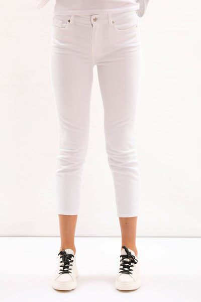 7 For All Mankind Roxanne Ankle Slim Fit Jeans-Libas Trendy Fashion Store