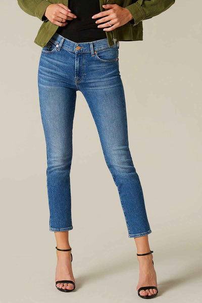 7 For All Mankind Roxanne Ankle Jeans-Libas Trendy Fashion Store
