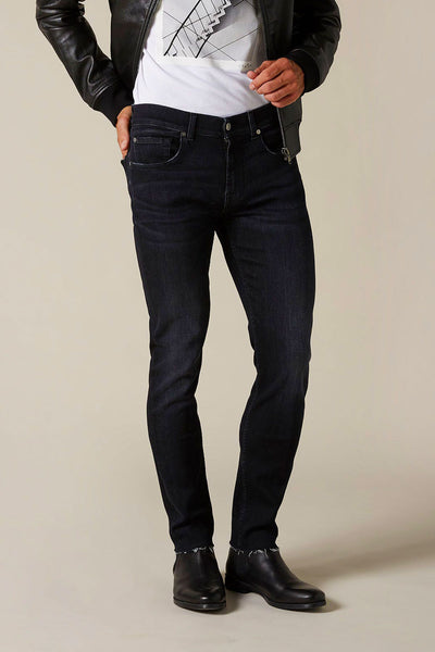 7 For All Mankind Slimmy Tapered Jeans-Libas Trendy Fashion Store