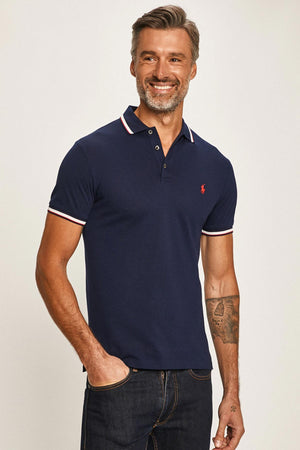 Polo Ralph Lauren Slim Fit Stretch Mesh T-shirt-Libas Trendy Fashion Store