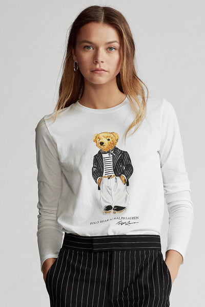 Polo Ralph Lauren Polo Bear Sweatshirt-Libas Trendy Fashion Store