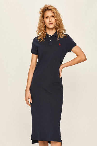 Polo Ralph Lauren Custom Fit Elbise-Libas Trendy Fashion Store