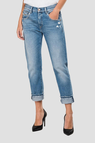 Replay Roxel Boyfriend Jeans-Libas Trendy Fashion Store