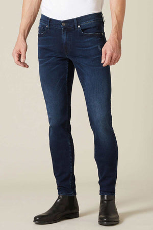 7 For All Mankind Ronnnie Tapered Jeans-Libas Trendy Fashion Store