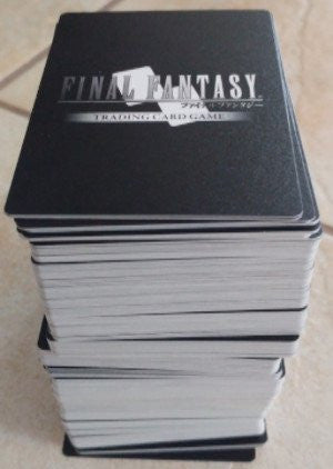 Final Fantasy TCG: Opus III 3 Collection - Common/Rare Playset - PREORDER