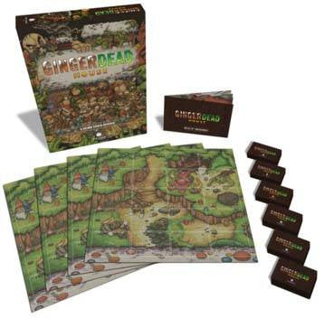 Board Game - Gingerdead House