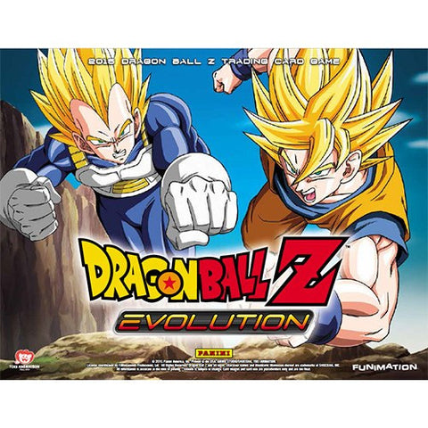 Evolution - Dragon Ball Z - EVOLUTION (2015) Booster Pack