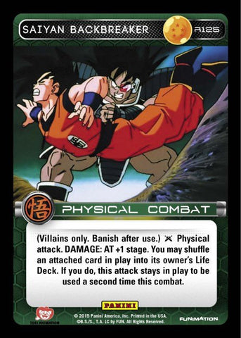 Movie Collection - Movie Collection - Saiyan Backbreaker