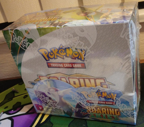 Roaring Skies - Pokemon TCG: XY Roaring Skies Booster Box