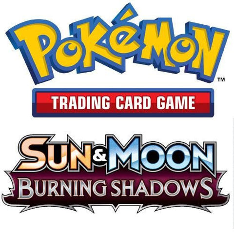 Sun & Moon: Burning Shadows - Pokemon TCG: Sun & Moon: Burning Shadows Booster Box - AUGUST PREORDER