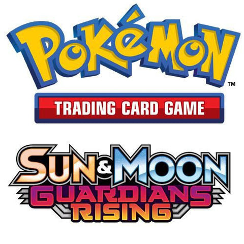 SUN & MOON: GUARDIANS RISING - Pokemon TCG: SUN & MOON: GUARDIANS RISING Booster Box