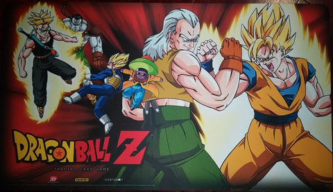 Supplies - Dragon Ball Z Playmat - Androids - Vengeance Distributor Exclusive