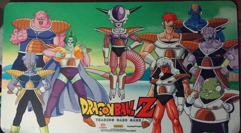 Supplies - Dragon Ball Z Playmat - Frieza, Ginyu Force - Perfection Release