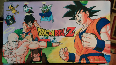 Supplies - Dragon Ball Z Playmat - Goku Tien