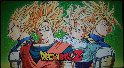 Supplies - Dragon Ball Z Playmat - San Diego Comic Con SDCC