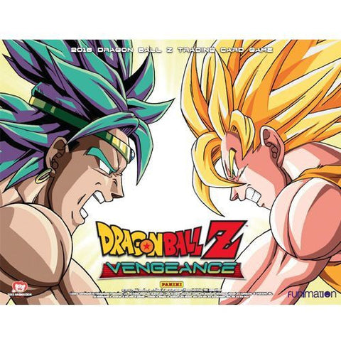 Vengeance - Dragon Ball Z - Vengeance (2016) Booster Box