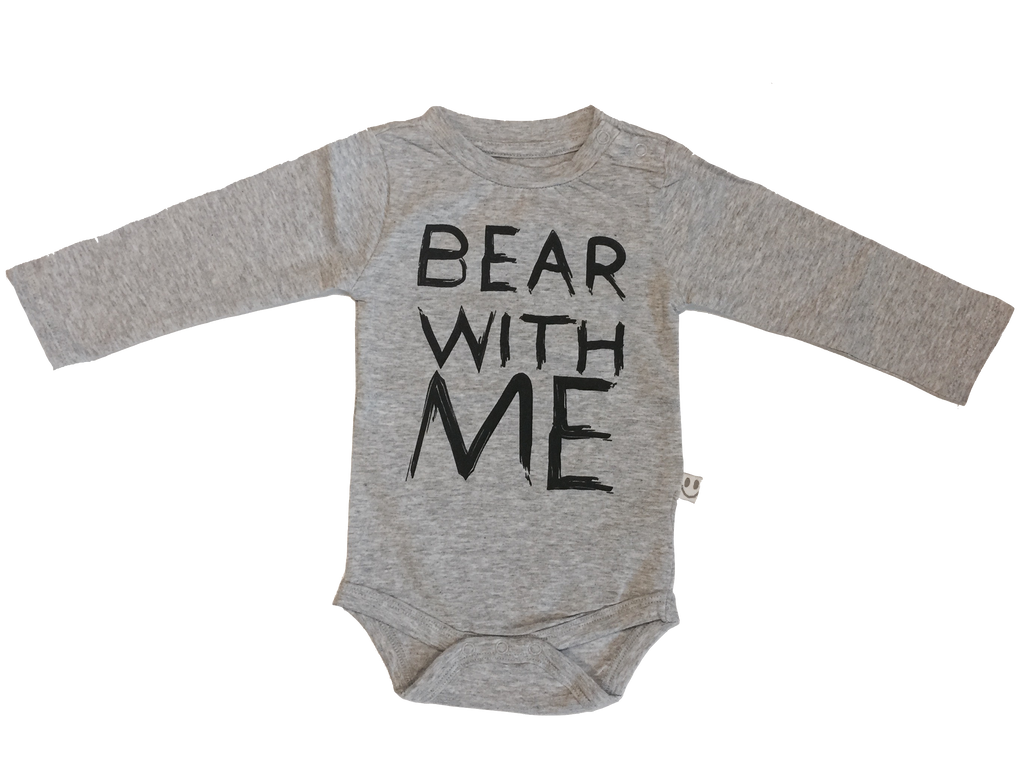 "Budapest Body ""BEAR WITH ME"""