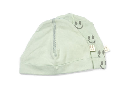 BALI Beanie (2 pack) Forest Green - HAPPY little FACE