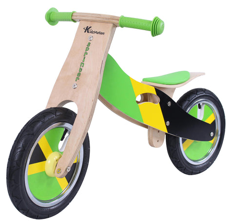 Kidzmotion 'Sprinter' Wooden Balance Bike / first bike / running bike