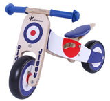 Kidzmotion 'Diddi Jiggy' Mini Wooden Balance Bike