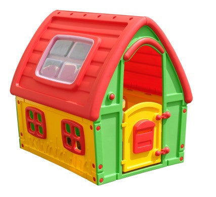 Childrens Plastic Fairy House, PlayHouse, Wendy House