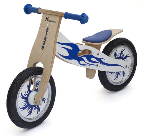 Kidzmotion 'Blaze' Wooden Balance Bike / first bike / running bike