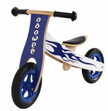 Kidzmotion 'Ooowee' Wooden Balance Bike / Trike