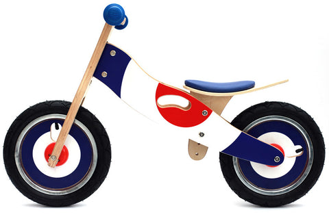 Kidzmotion 'Jiggy' Wooden Balance Bike / first bike / running bike