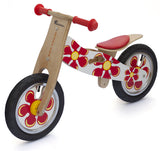 Kidzmotion 'Sweet Pea' Wooden Balance Bike / first bike / running bike