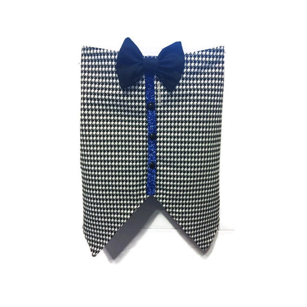 Day To Night Reversible Bow Tie Vest