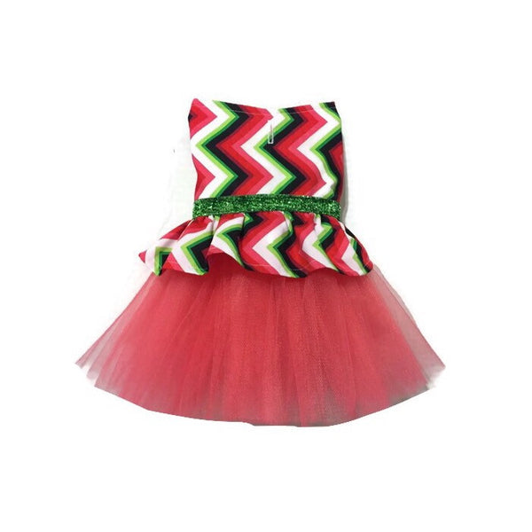 Summer Vibes Tutu Dress