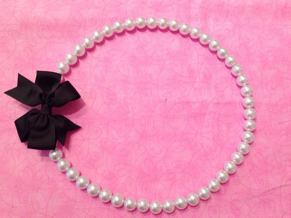 Pearl Necklace (14mm) - Snort Life  - 2
