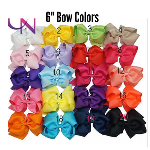 Interchangeable Oversized Bows & Glitter Collar Set - Snort Life  - 3