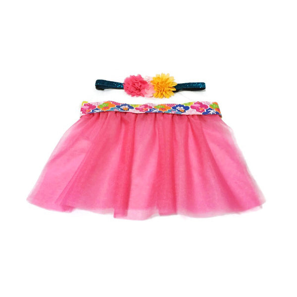 Tutti Fruitti Collar & Interchangeable Skirt Set - Snort Life  - 4