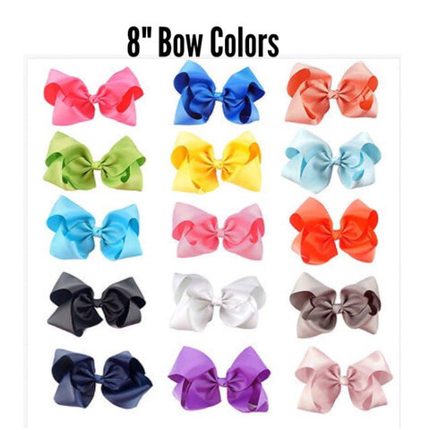 Interchangeable Oversized Bows - Snort Life  - 1