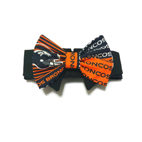 Sunday Ticket Bow Tie Shirt Collar - Snort Life  - 1