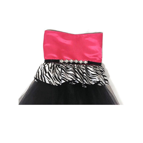 Girls Just Wanna Have Fun Tutu Dress - Snort Life  - 3