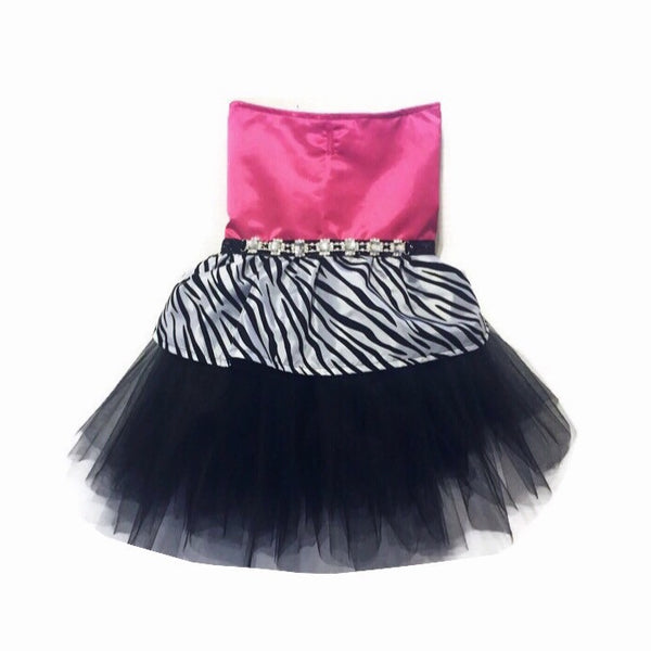Girls Just Wanna Have Fun Tutu Dress - Snort Life  - 1