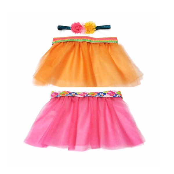 Tutti Fruitti Collar & Interchangeable Skirt Set - Snort Life  - 1