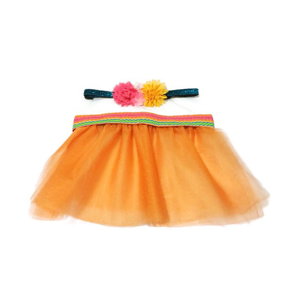 Tutti Fruitti Collar & Interchangeable Skirt Set - Snort Life  - 3