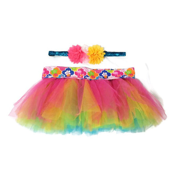 Tutti Fruitti Collar & Interchangeable Skirt Set - Snort Life  - 5