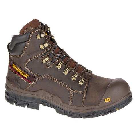 CAT® Men's Struts Waterproof Composite Toe Work Boot [P90849]
