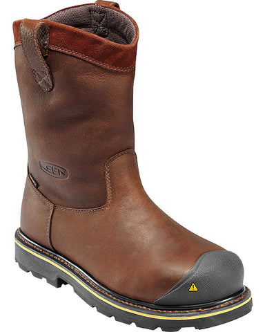 KEEN Utility® Men's Dallas Steel Toe Wellington [1007043]