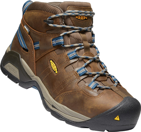 KEEN Utility® MEN'S DETROIT XT WATERPROOF BOOT (STEEL TOE) [1020086]