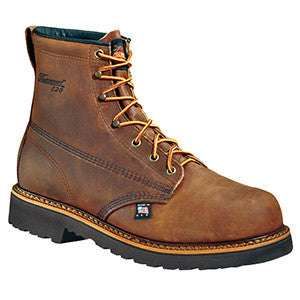 "Thorogood® American Heritage Classics 6"" Plain Toe Safety Toe"
