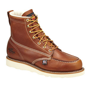 Thorogood® 6'' Moc Toe Safety Toe R[804-4200]