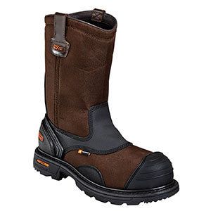 Thorogood® Gen-flex3 Waterproof Nylon Wellington Composite Safety Toe (U.S.A. Made) [804-4441+]